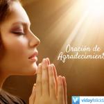 Oración de Gratitud