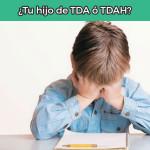 Mi hijo tiene TDAH, ¿qué puedo hacer?
